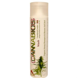 GEL & CHAMPÚ 2 EN 1 250 ML CANNABIOS