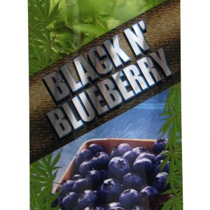 PAPEL HEMP JUICY JAY´S ROLLS BLACK 'N' BLUEBERRY