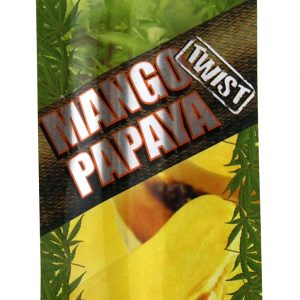 PAPEL HEMP JUICY JAY´S WRAPS MANGO PAPAYA TWIST (25