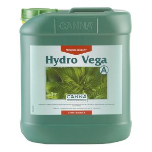 Hydro Vega  A+B  5L  Agua Blanda  Canna