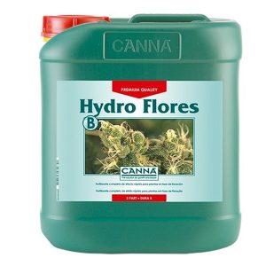 Hydro Flores A+B 5L Agua Dura  Canna
