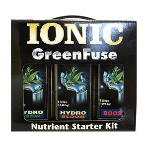 Ionic Greenfuse Nutrient Startet Kit Soil