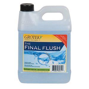 Regular Final Flush  1L  Grotek