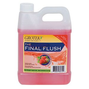 Final Flush Strawberry  4L Grotek