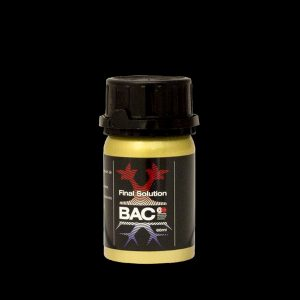 Final Solution  60ML  BAC