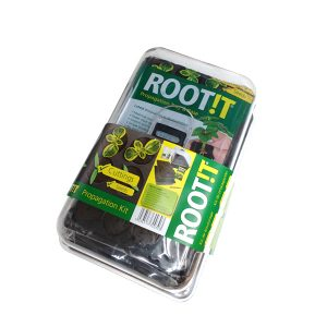 Kit Propagación 24 u. 38x24x18.5 Natural Rooting Sponge Rootit