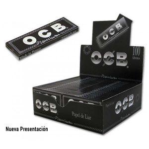 OCB 1.1/4 Premium 100 librillos