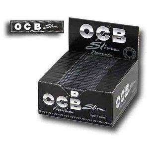 OCB King Size Slim Premium 50 Librillos