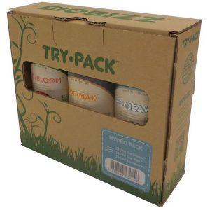Trypack Hydro Bio Bizz