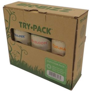 Trypack Outdoor Bio Bizz