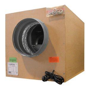Caja AIRFAN – SOFT-Box HDF 1.500 m3/h – (254 in – 254 out)