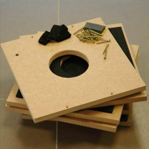 Caja Antiruido Desmontada 250 mm