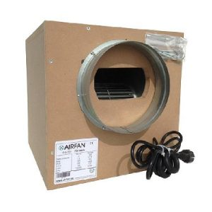 Caja AIRFAN – ISO-Box HDF 3.250 m3/h – (2 x 254 in – 315 out)