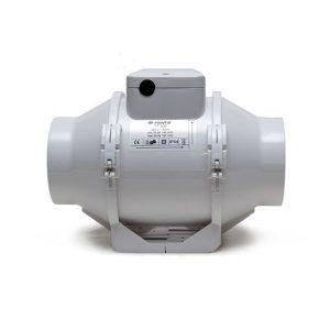 Extractor TT Tubular II 100 mm – 145-187 m³/h