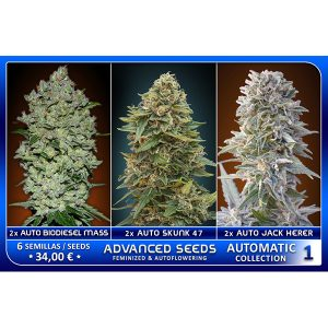 Automatic Collection #1 – Advanced Seeds