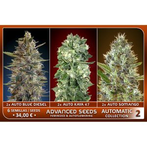 Automatic Collection #2 – Advanced Seeds