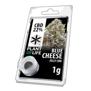 CBD Polen Plant of Life 22% Jelly Blue Cheese