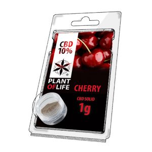 CBD Polen Plant of Life 10% Cherry