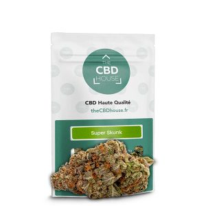 CBD Flores CBD House Super Skunk 1 gr.