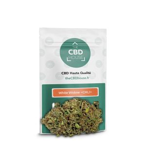 CBD Flores CBD House White Widow 1 gr.
