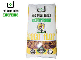 Coco Flor 50L The Peat Moss Experience