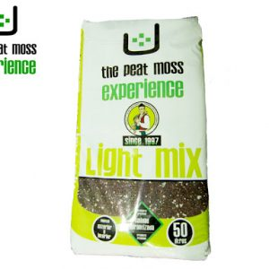 Light Mix 50L The Peat Moss Experience
