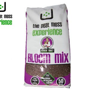Bloom Mix 50L The Peat Moss Experience